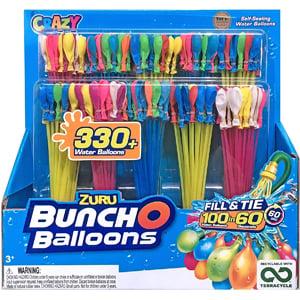 Crazy ZURU Bunch-O-Balloons Water Balloons
