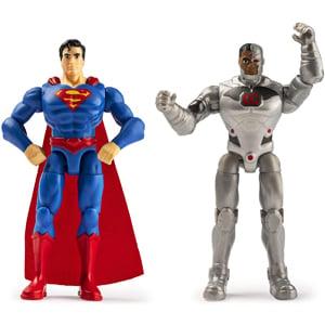 "DC Comics 4"" Figures"