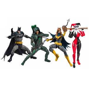 "McFarlane Toys DC Multiverse 7"" Collector Figures"
