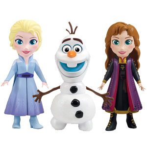 Disney Frozen 2 Adventure Storytelling Figures