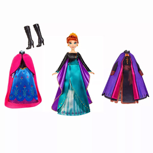 Disney Frozen 2 Annas Style Set