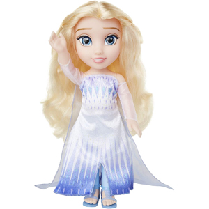 Disney Frozen 2 Elsa The Snow Queen Doll