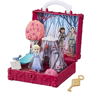 Disney Frozen 2 Pop Adventures Enchanted Forest Set