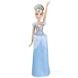 Disney Princess Royal Shimmer Dolls