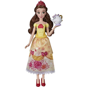 Disney Princess Shimmering Song Belle