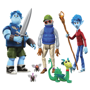 Disney and Pixar's Onward Figures Asst