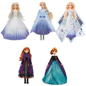 Disney's Frozen 2 Transformation Dolls Asst