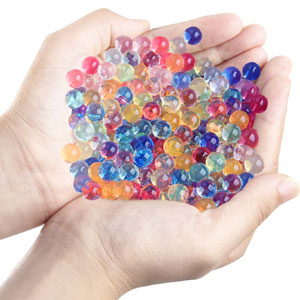 Water Beads Pack Rainbow Mix