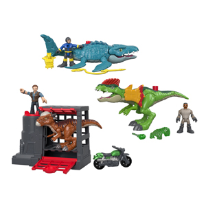 Fisher-Price Imaginext Jurassic World Feature Assortment