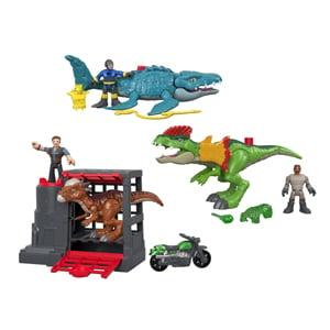 Fisher-Price Imaginext Jurassic World Feature Assortment