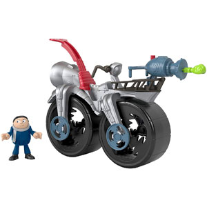 Fisher-Price Imaginext Minions Grus Rocket Bike