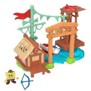 Fisher-Price Imaginext SpongeBob Camp Coral