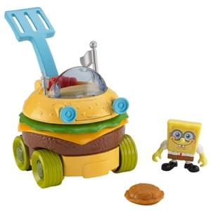 Fisher-Price Imaginext SpongeBob SquarePants Krabby Patty Wagon