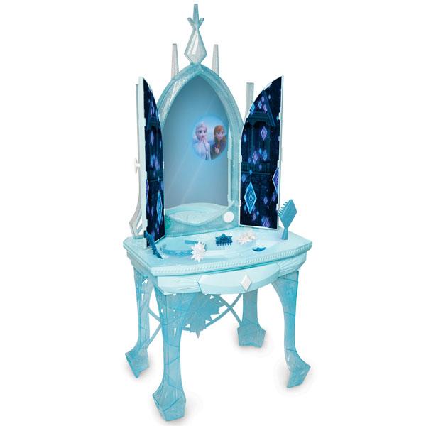 Frozen 2 Elsa's Enchanted Ice Vanity