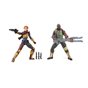 "G.I. Joe 6"" Classified Series Figures"