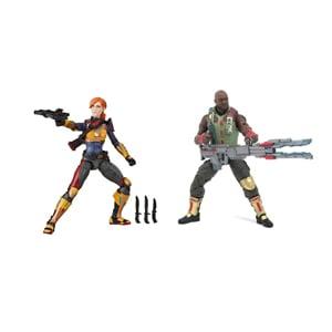 "G.I. Joe 6"" Classified Series Figures"