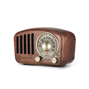 Greadio Retro Bluetooth Speaker