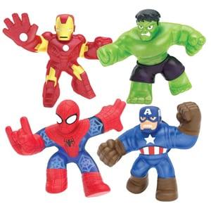 Heroes of Goo Jit Zu Marvel