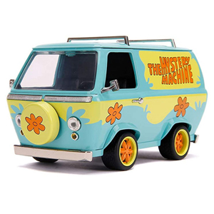 Scooby-Doo Mystery Machine with Shaggy & Scooby-Doo