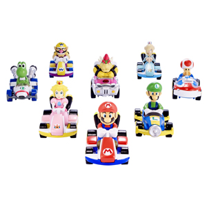 Hot Wheels Mario Kart Replica Die-Cast Asst