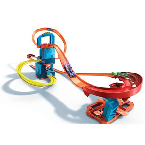 Hot Wheels Track Builder Unlimited Ultra Boost Kit