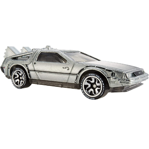 Hot Wheels iD Back to the Future Time Machine