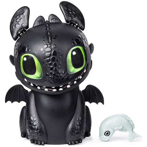 How To Train Your Dragon Hatching Baby Toothless