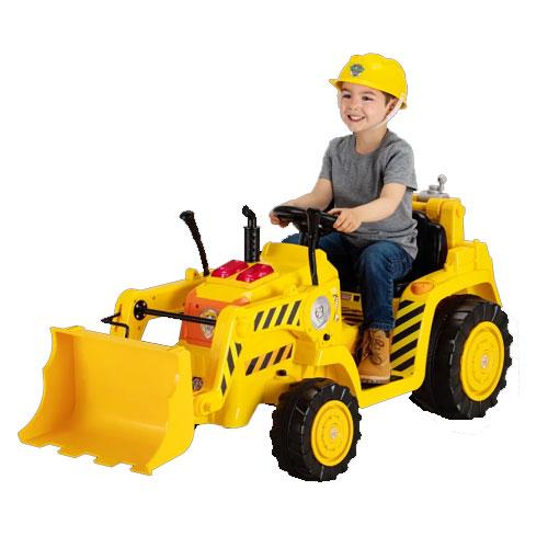 Kid Trax PAW Patrol Rubble's Digger