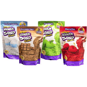 Kinetic Sand Scents 4-Pack