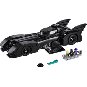 LEGO DC Batman 1989 Batmobile 76139