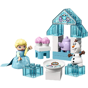 LEGO DUPLO Disneys Frozen Elsa and Olafs Tea Party 10920