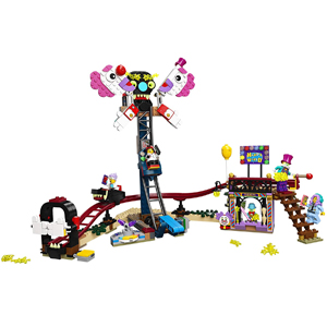 LEGO Hidden Side Haunted Fairground 70432