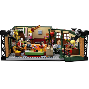 LEGO Ideas Friends The TV Series 21319 Central Perk