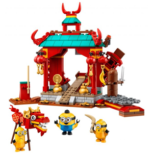 LEGO Minions: The Rise of Gru Kung Fu Battle 75550
