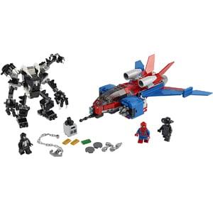 LEGO Spider-Man Spiderjet vs. Venom 76150
