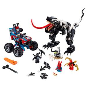 LEGO Spider-Man Venomosaurus Ambush 76151