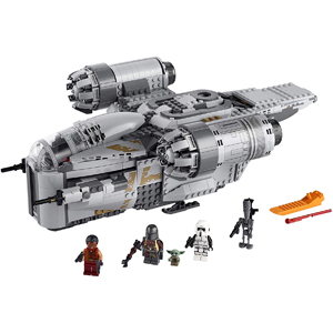 LEGO Star Wars: The Mandalorian Bounty Hunter Transport 75292