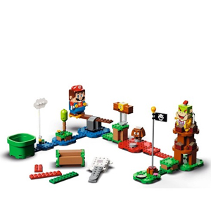 LEGO Super Mario Adventures With Mario Starter Course 71360