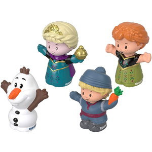 Little People Disney Frozen Elsa & Friends