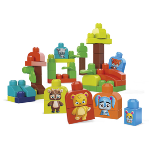 MEGA Bloks Woodland Friends