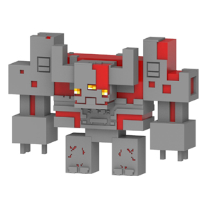 "Minecraft Dungeons 3.25"" Redstone Monstrosity"
