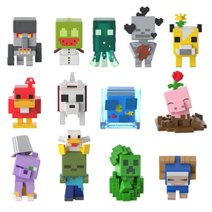 Minecraft Earth Minis