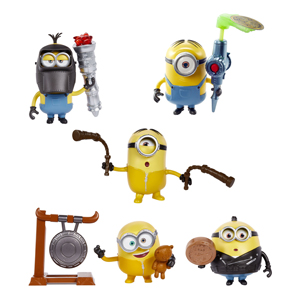 Minions: Rise of Gru Action Asst