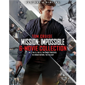 Mission: Impossible: The 6-Movie Collection