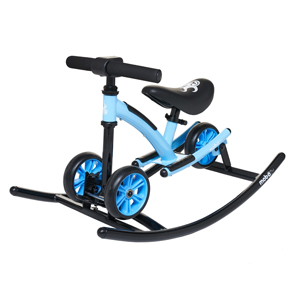 Mobo Wobo Rocking 2-in-1 Rocking Baby Balance Bike