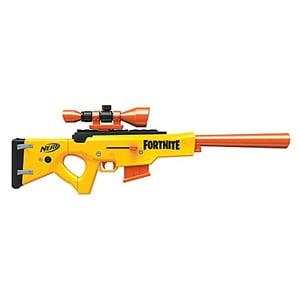 NERF Fortnite BASR-L Bolt Action Clip Fed Blaster