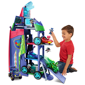 PJ Masks Transforming 2-in-1 Mobile HQ
