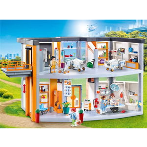 Playmobil Large Hospital 70190