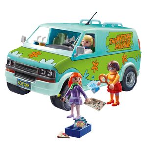 Playmobil Scooby-Doo Mystery Machine 70286