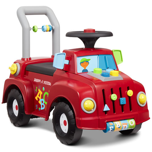 Radio Flyer Tinker Truck